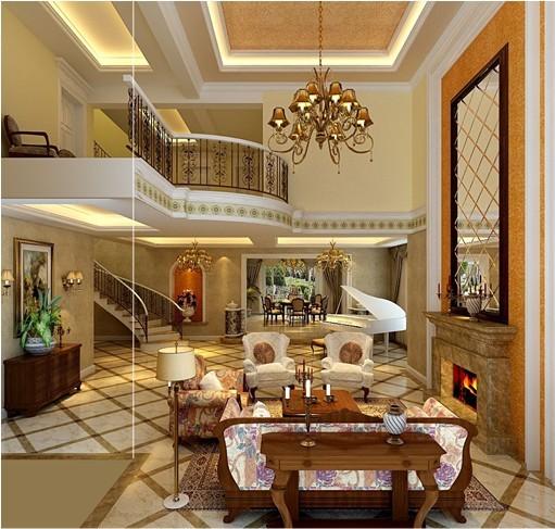頂級豪宅別墅圖片內部